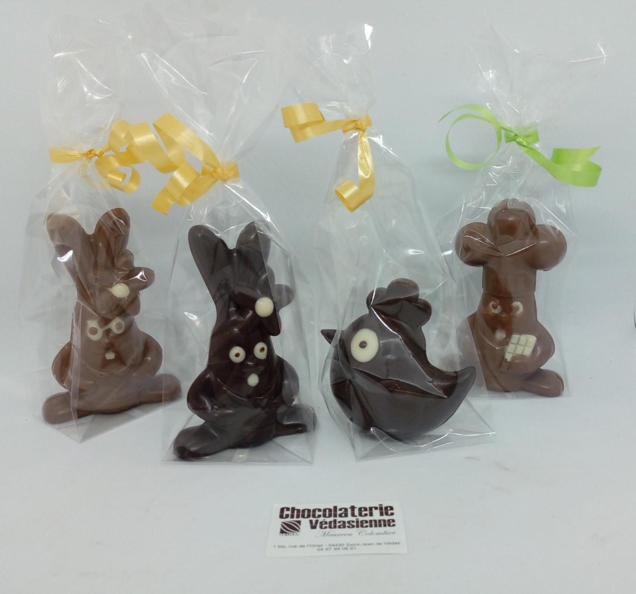 Mini Chocolat Au Lait