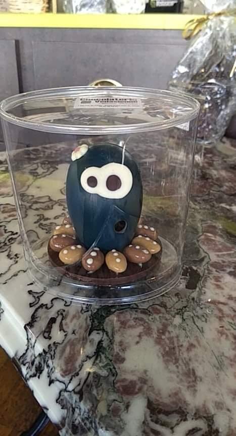 Pieuvre Taille 1 Chocolat Au LAIT